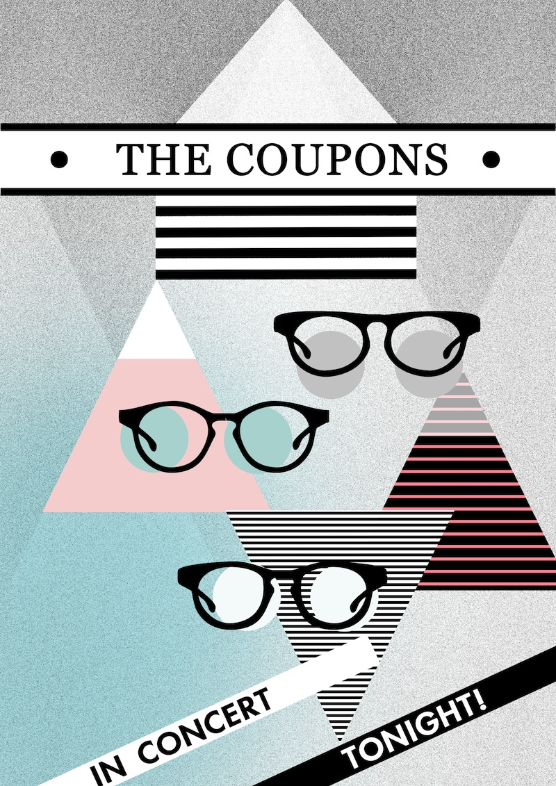 The Coupons 1