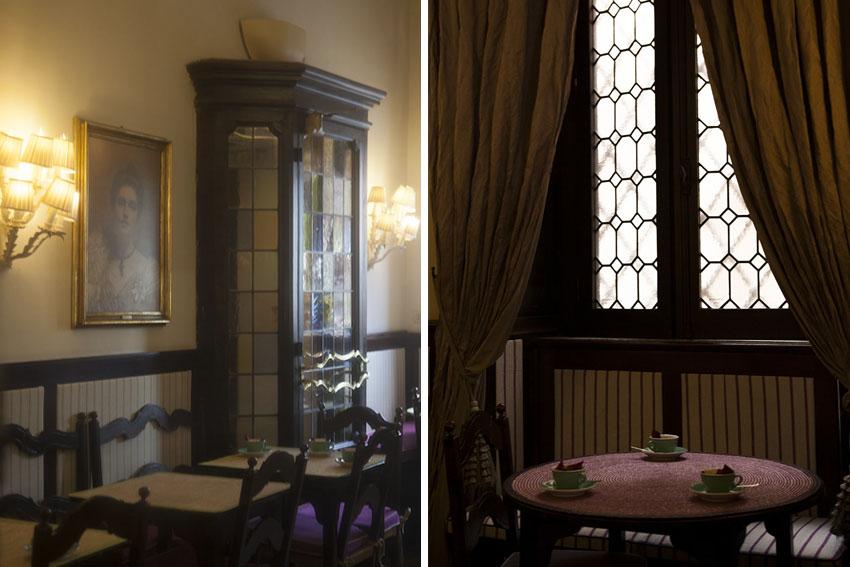 Babington's Tea Rooms – Rome – Grey Magazine